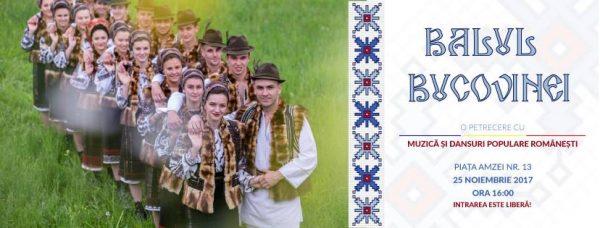 Balul Bucovinei