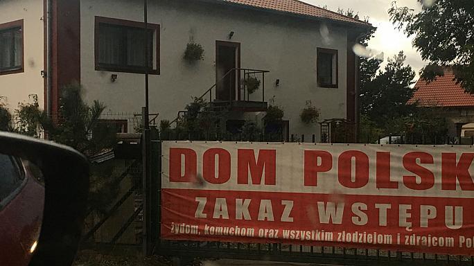 Hotel Polonez Interzice Accesul Jidanilor Trădători
