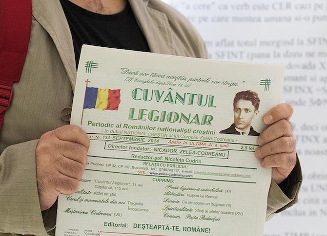 Cuvântul Legionar