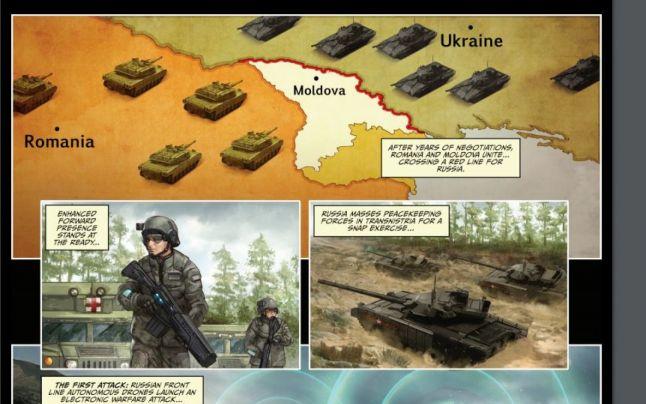 Unirea cu Moldova face Scenariul Unei Bătălii Între SUA și Rusia