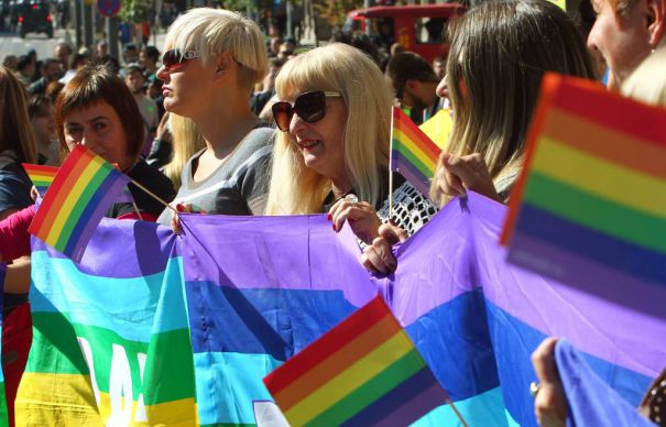 Marșul Normalității, Marșul LGBT, Marșul PSD Anti-Abuzuri