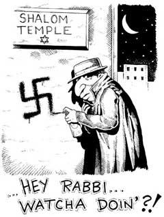"""Intră în Vigoare Legea Impotriva Antisemitismului """"Legea lui Vexler"""""""