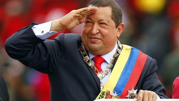 """Omagiul adus de Ahmadinejad lui Chávez :""""La mulți ani, ne lipsești în fiecare zi"""""""