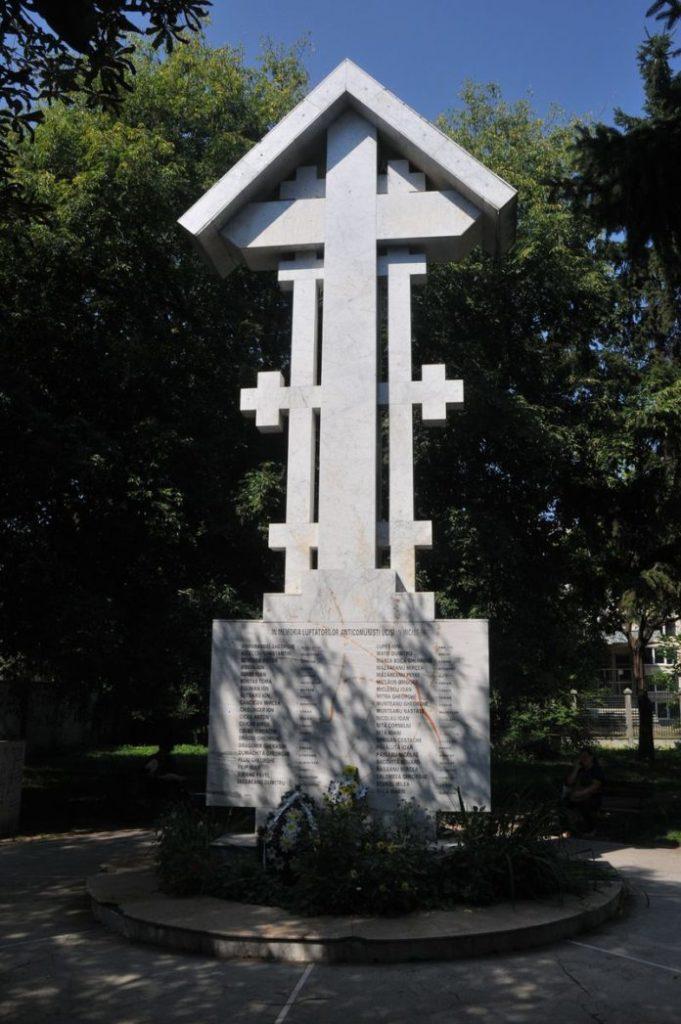 Monument Dedicat Luptătorilor Anticomuniști Vandalizat la Bacău