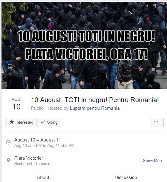Euro-Maidan în România și Criticarea Antifa interzisă de CNA