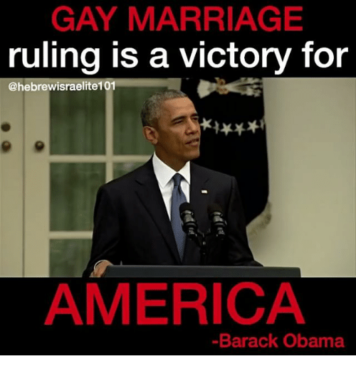 Same-Sex Marriage Is Based On A Lie