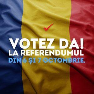 Votăm DA Pentru Unitate