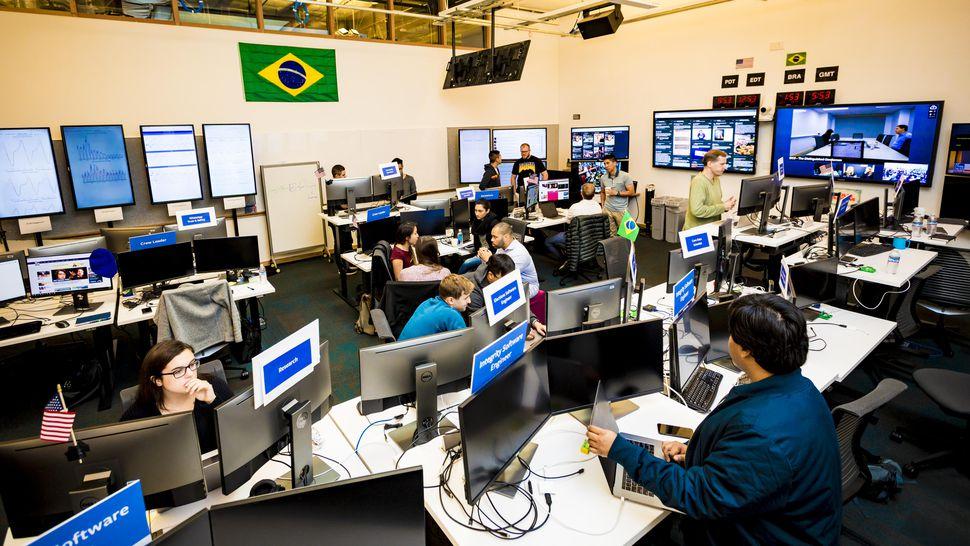 Camera de Război a Cenzurii Digitale