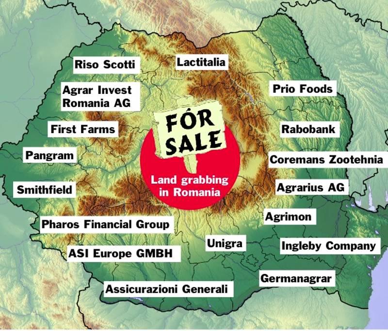 Trollajul cu Îngrijorare și Colonia România