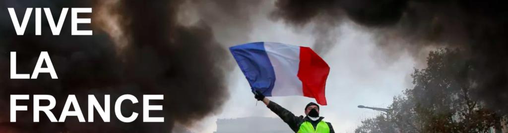 Ziua Judecății Pentru Franța Globalistă