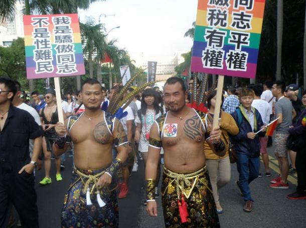 """Taiwanezii Legalizează """"Homofobia"""""""