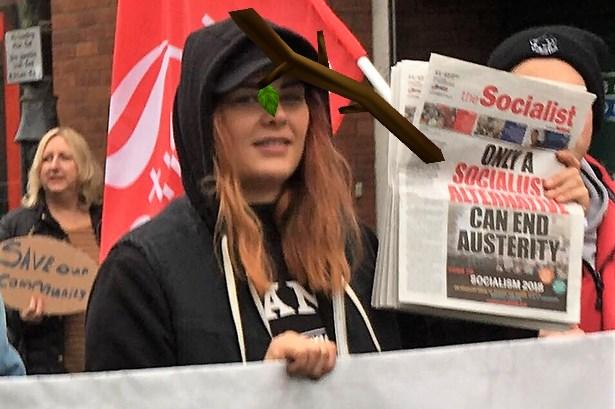 CREANGĂ EROINĂ Ucide o Activistă Socialistă