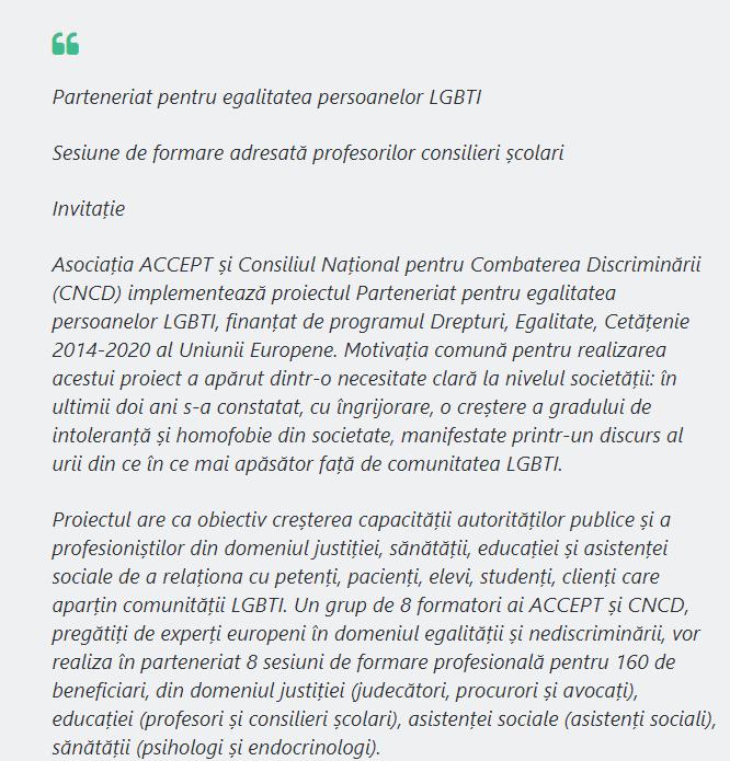 TRĂZNET! Alternativa Dreaptă Cere Oficial Desființarea CNCD