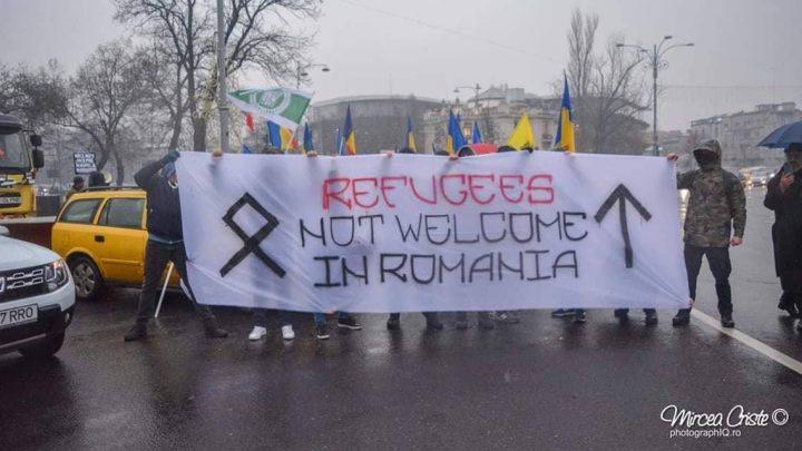 Află ce Gândesc Tinerii Participanți la Marșul Împotriva Colonizării României - Naționalismul Prinde Teren!