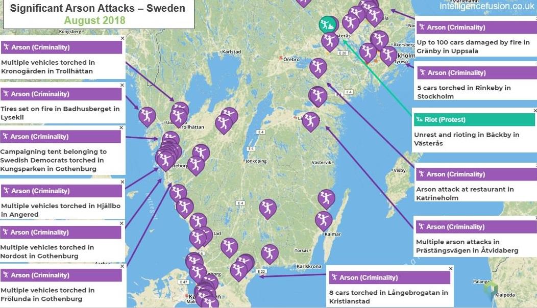 Cum s-a Bucurat Suedia de Progresism și Multiculturalism în 2018