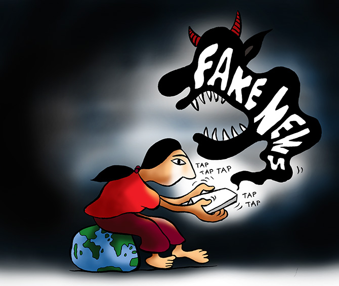 Ora de Fake News