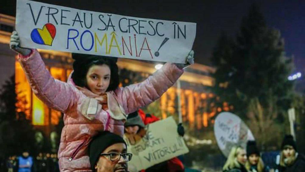 Român din Moldova Protestează Vopsind Poarta în Culorile Tricolorului