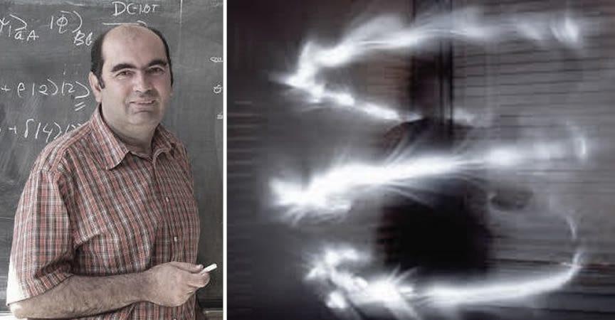 Profesor Român Realizează Teleportarea