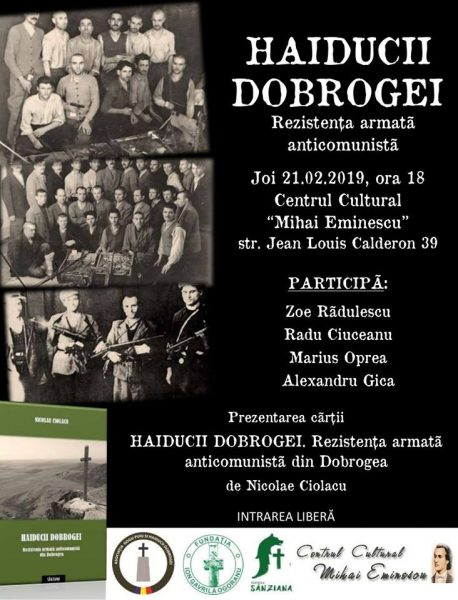 EVENIMENT Haiducii Dobrogei
