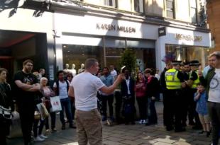 Arestat Pentru Că Predica Creștinismul în Scoția