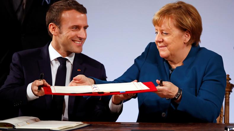 Statul Supraeuropean și Tratatul de la Aachen