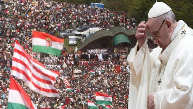 Vizita Papei