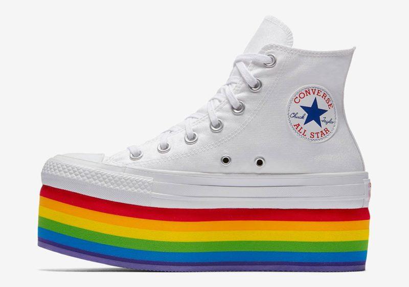 Converse Lansează Colecție LGBT