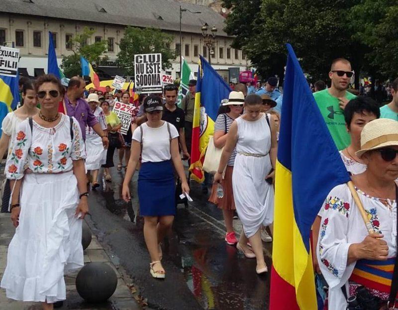 Marșul Normalității în București