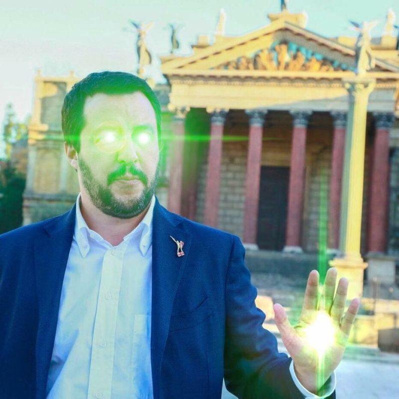 Matteo Salvini ILEGALIZEAZĂ