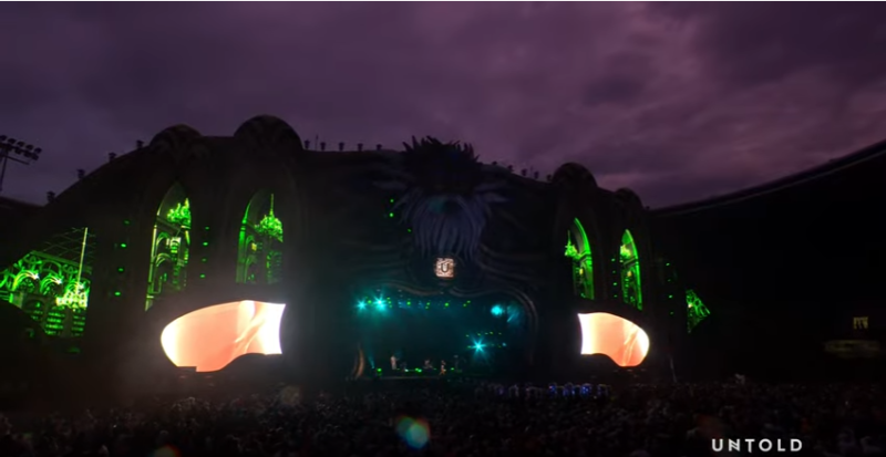 Natura Ocultă Demoniacă a Festivalului UNTOLD