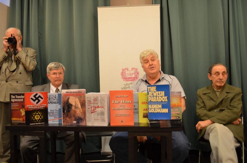Lansarea Cărții HOLOCAUST