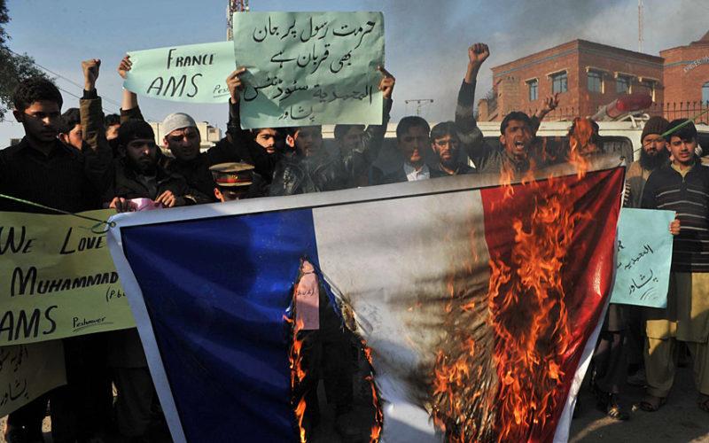 Musulmanii din Franța Plănuiesc o Lovitură de Stat