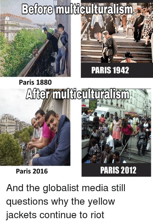 Multiculturalismul Este un Eșec