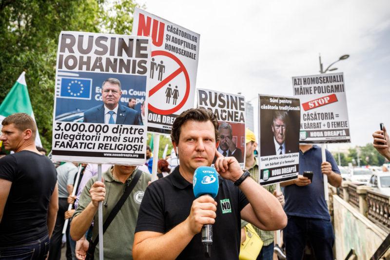 Naționaliștii Români nu Votează nici Dăncilă nici Iohannis!