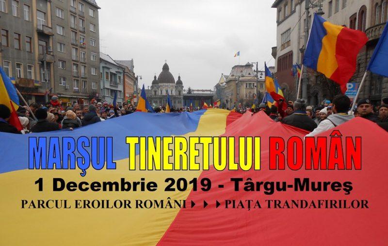 Marșul Tineretului Român