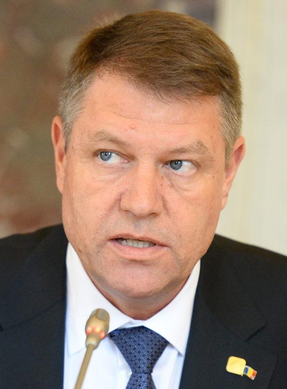 Klaus Iohannis MITRALIAT Presa Internațională