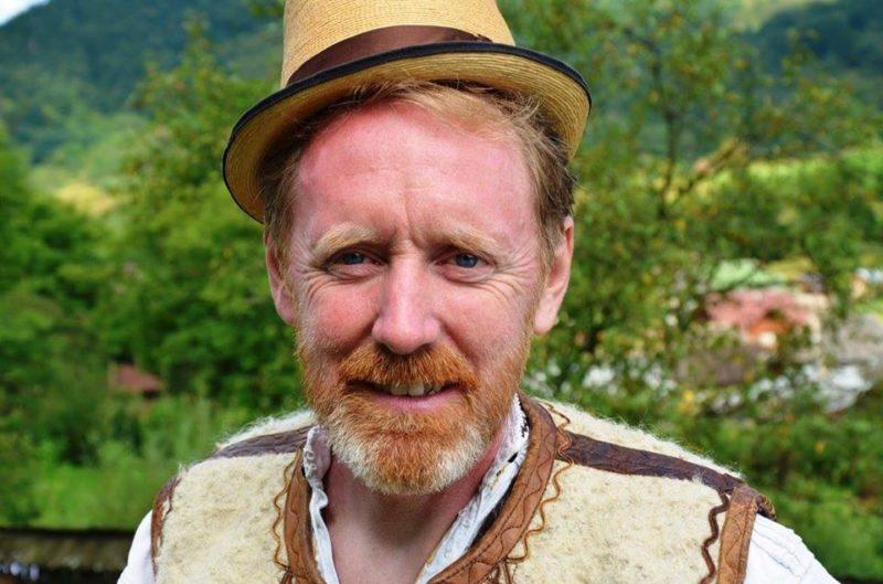 Peter Hurley Prietenul Românilor