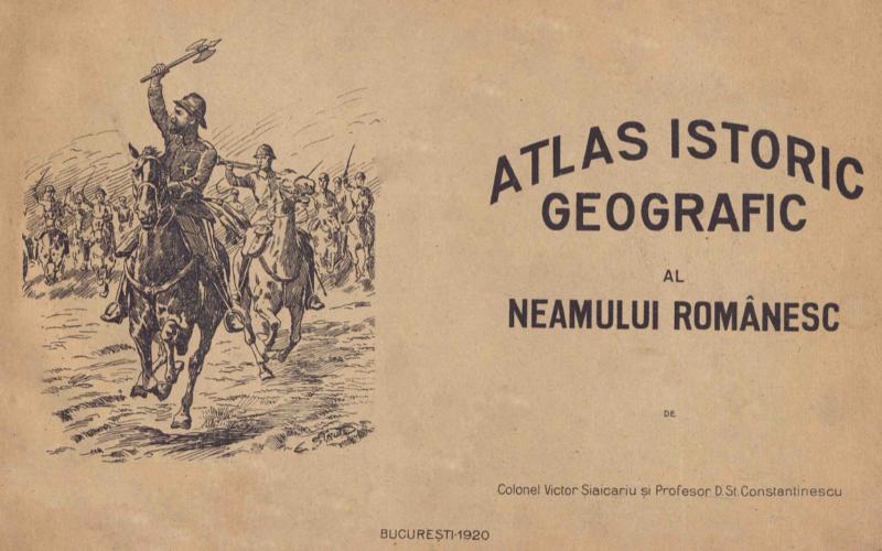 Atlas Geografic al Neamului Românesc