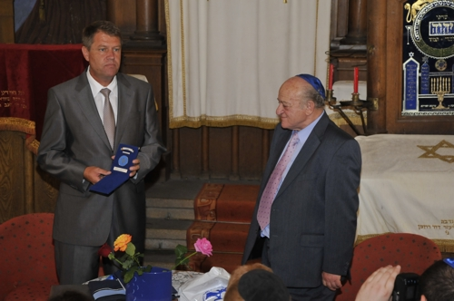 Evreii premiază Naziști