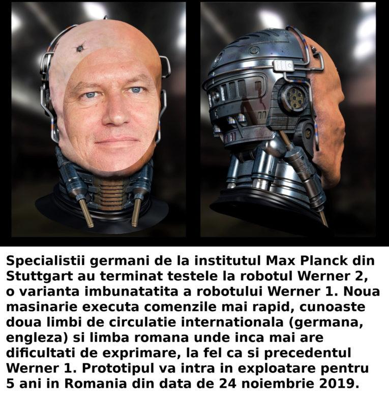 Robotul Klaus