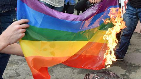 Arderea Steagului Gay