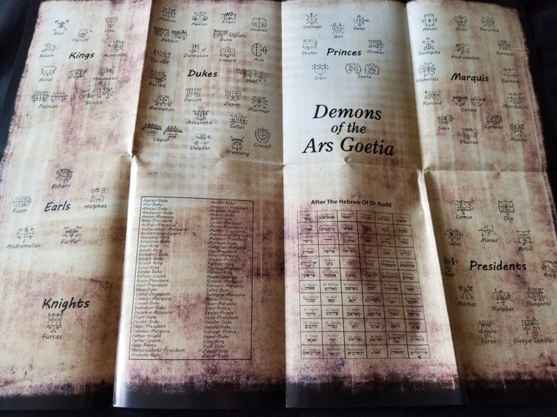 Carte de Demonologie PENTRU COPII