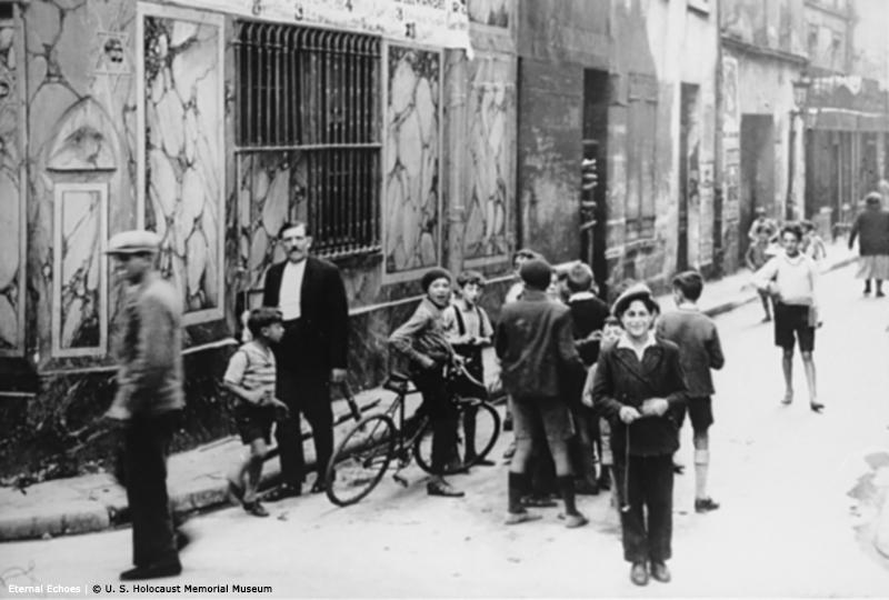 Sionismul în Vremea Prigoanei