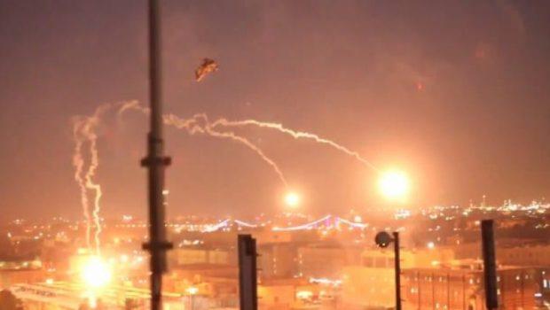 Ce au țintit rachetele iraniene
