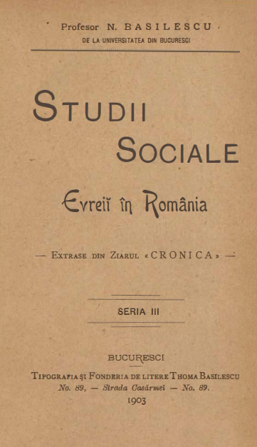 Evreii în România