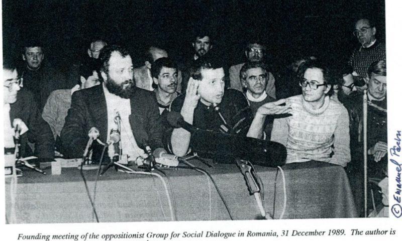 Grupul Pentru Dialog Social