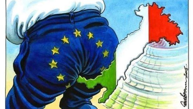 Italia Lăsată de Izbeliște de U.E.
