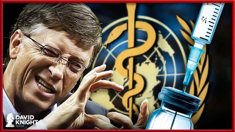 Bill Gates chemat la DNA