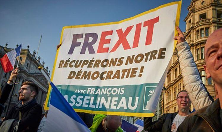 COVID-19 și Dizolvarea Uniunii Europene