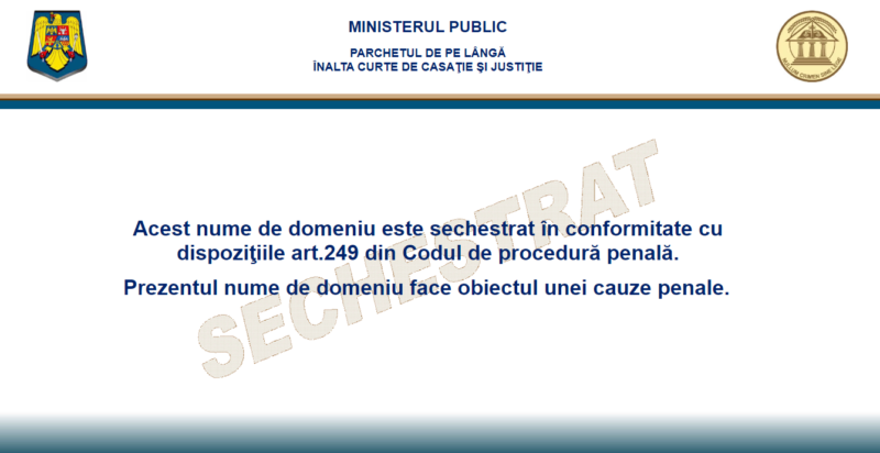 Filelist.ro SECHESTRAT de Guvern